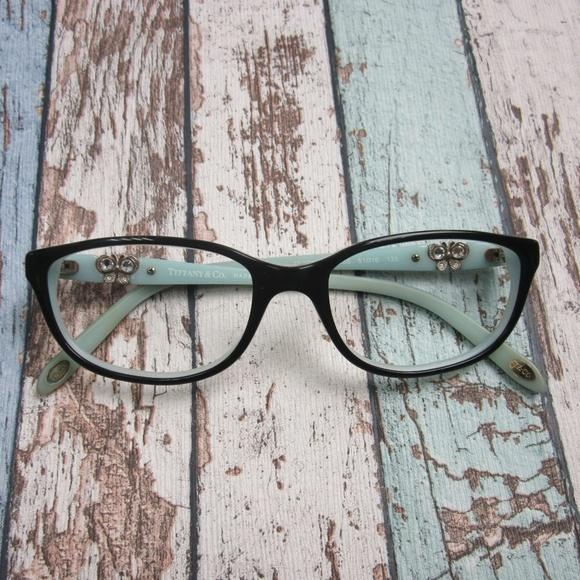 80a85c8eccf2 Tiffany & Co TF 2051B 8055 Eyeglasses/Italy/OLM317.  M_5bedc993de6f622fbc103c2e